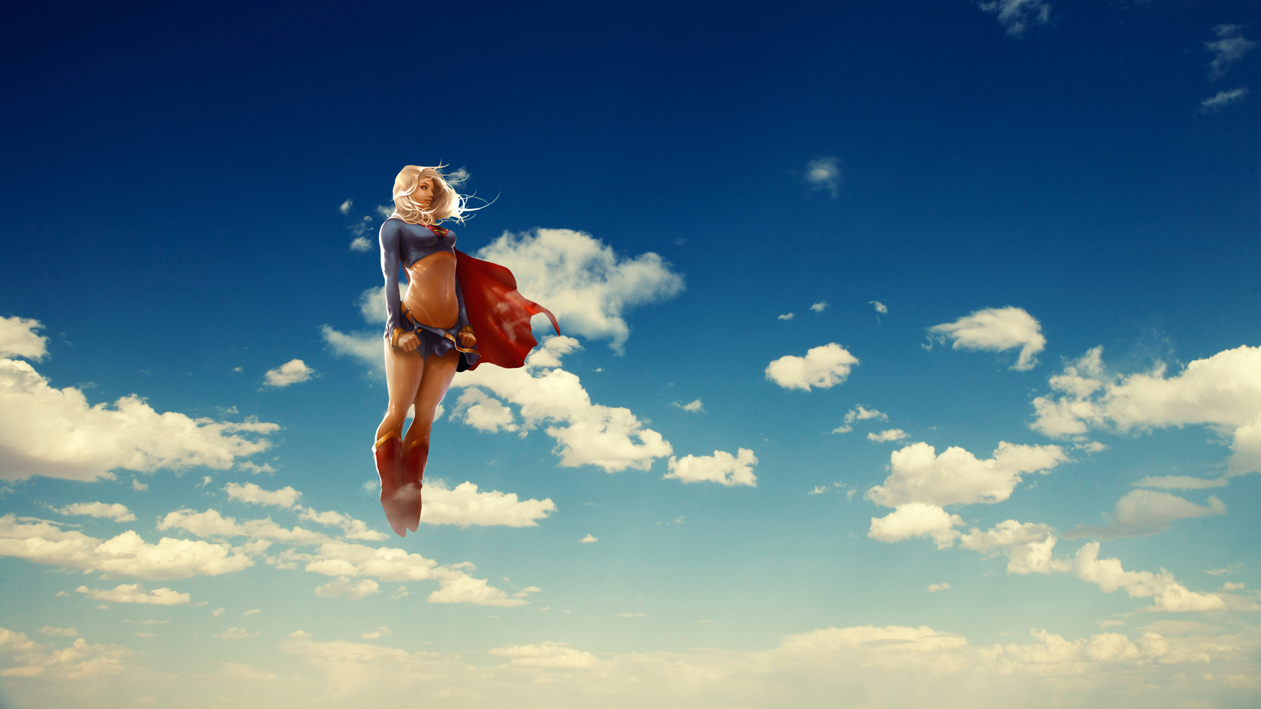 Bande-dessinées - Supergirl  Fond d'écran
