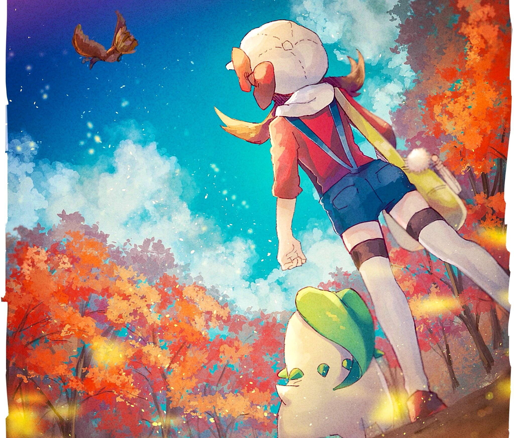 Pokemon Heartgold And Soulsilver Hd Wallpaper Background Image