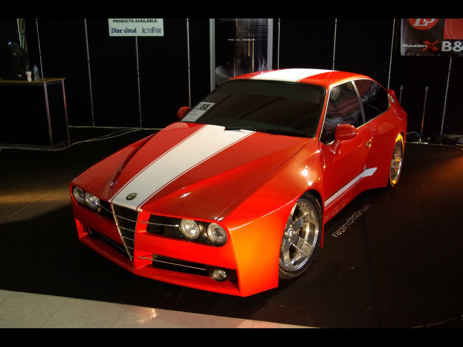 6 Alfa Romeo Gtv Hd Wallpapers Background Images Wallpaper Abyss