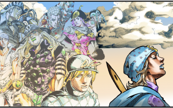 21 Johnny Joestar HD Wallpapers | Background Images