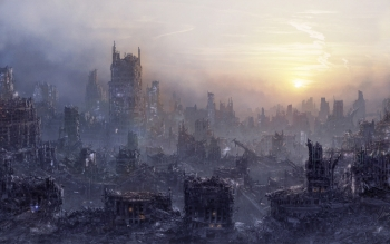 Sci Fi - Post Apocalyptic Wallpapers and Backgrounds ID : 10042