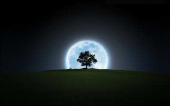 Earth - Moon Wallpapers and Backgrounds ID : 100452