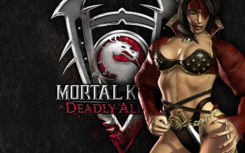 Video Game - Mortal Kombat Wallpapers and Backgrounds ID : 100602