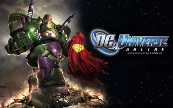 Video Game - Dc Universe Online Wallpapers and Backgrounds ID : 100660