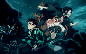 565 Demon Slayer Kimetsu No Yaiba Hd Wallpapers