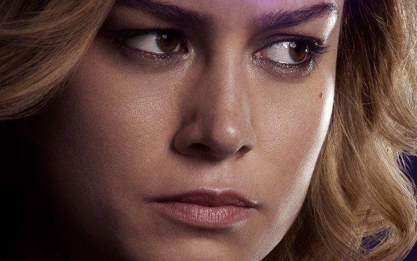 Películas Vengadores: Endgame Los Vengadores Capitana Marvel Brie Larson Fondo de pantalla HD | Fondo de Escritorio