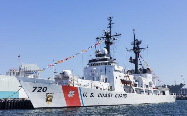 Military Coast Guard HD Wallpaper | Background Image