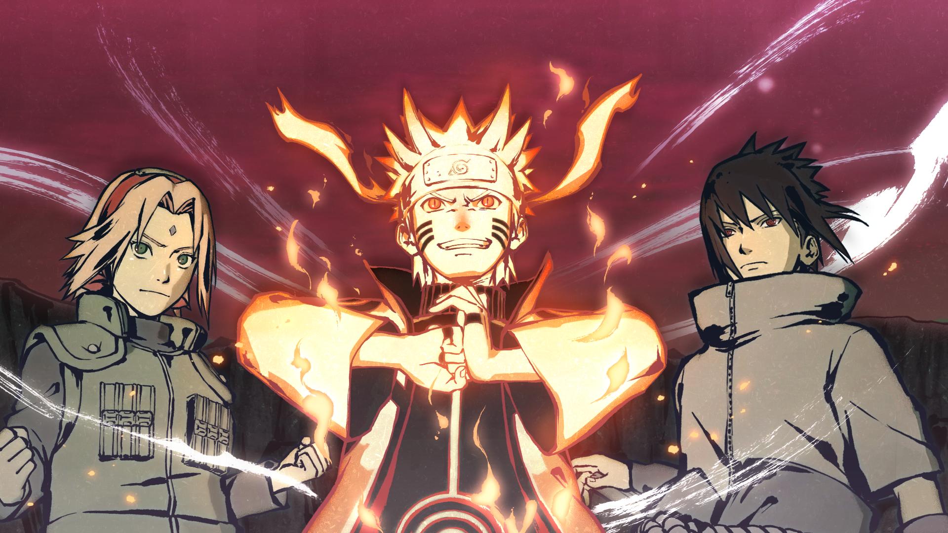 Naruto Shippuden: Ultimate Ninja Storm 4 Fondo de pantalla ...