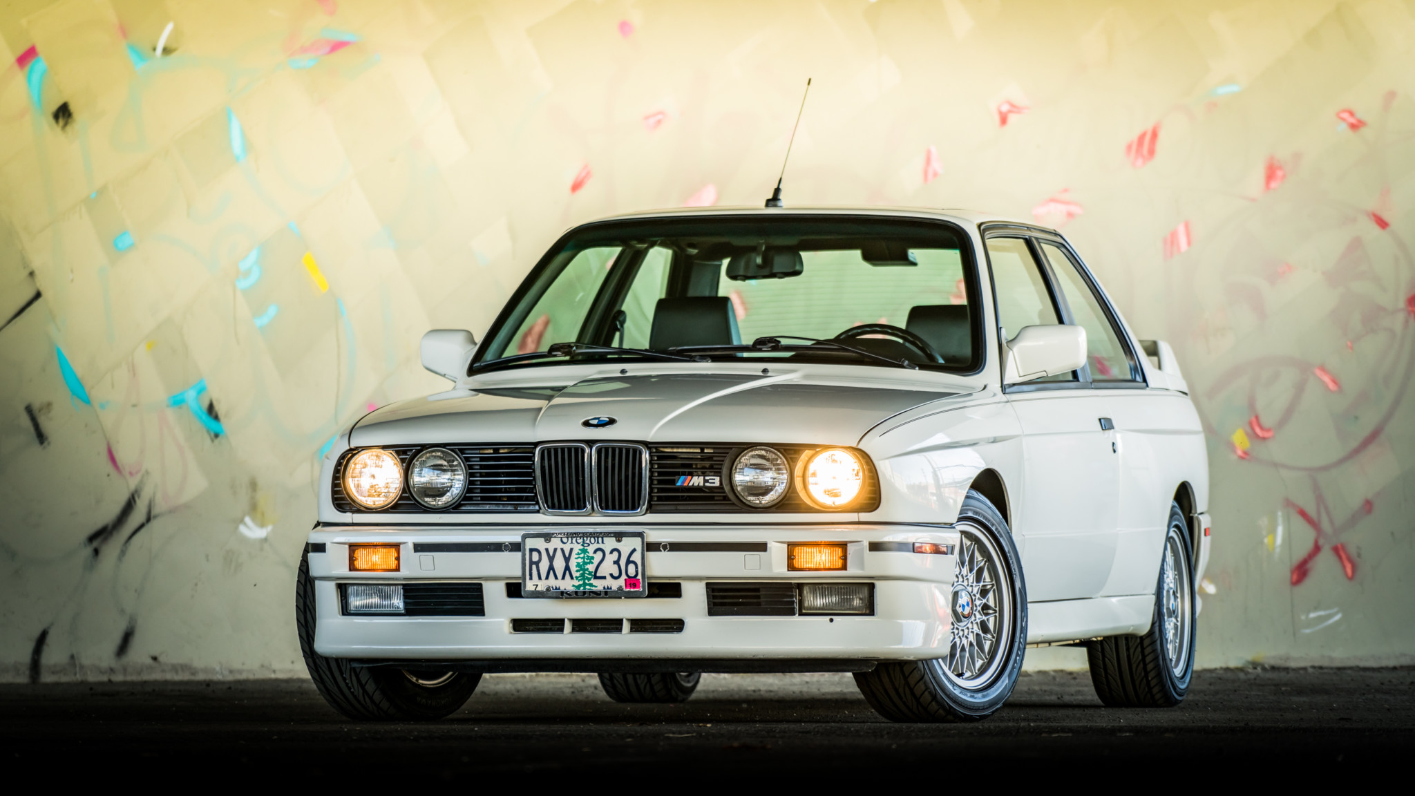 1991 BMW M3 2.3 Coupe HD Wallpaper | Background Image ...