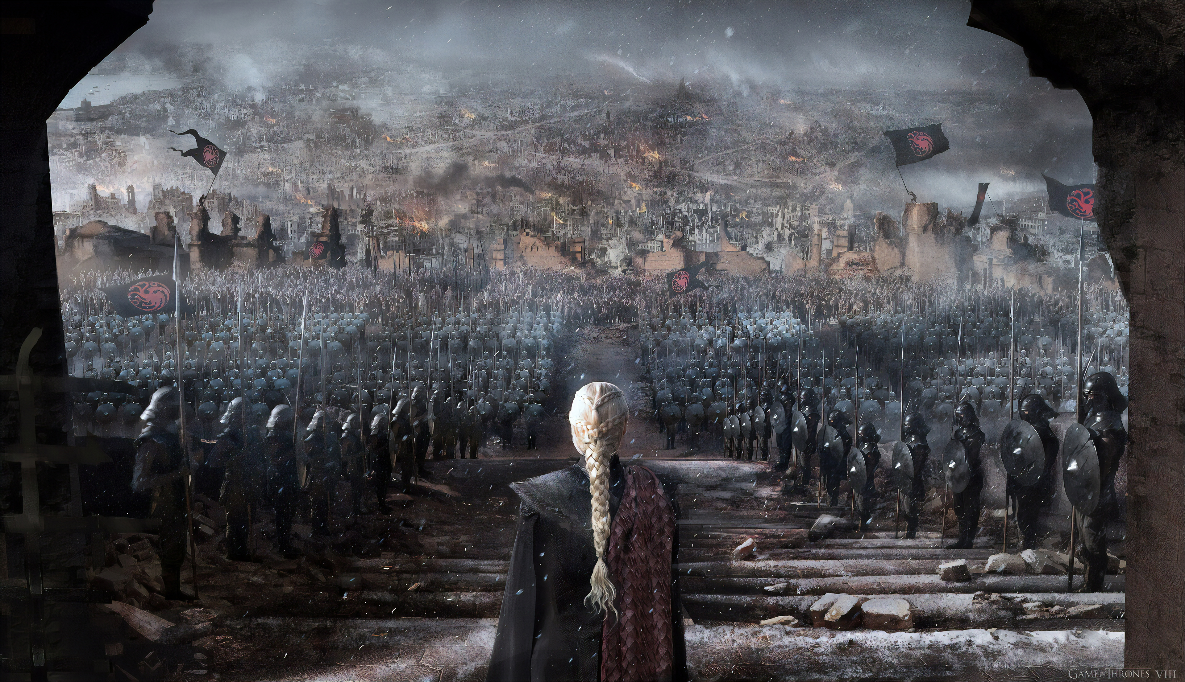 Game Of Thrones 4k Ultra Hd Wallpaper Background Image