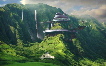 Science-Fiction - Großstadt Wallpapers and Backgrounds ID : 101072