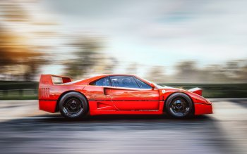 55 Ferrari F40 Hd Wallpapers Background Images Wallpaper Abyss