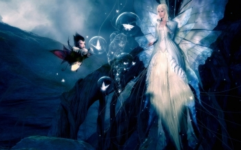 Fantasy - Fairy Wallpapers and Backgrounds ID : 101492