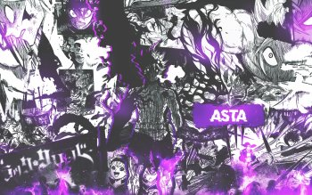 88 Asta Black Clover Hd Wallpapers Background Images Wallpaper Abyss