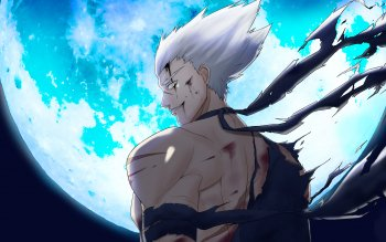 24 Garou One Punch Man Hd Wallpapers Background Images