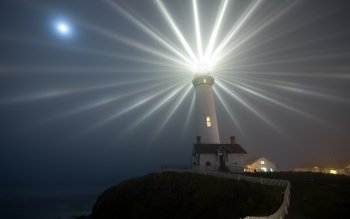 Man Made - Lighthouse Wallpapers and Backgrounds ID : 101790