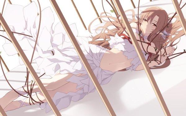 Anime Sword Art Online Asuna Yuuki HD Wallpaper   Background Image