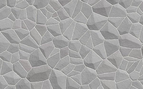 Abstract Texture Wall Gray Mosaic HD Wallpaper | Background Image