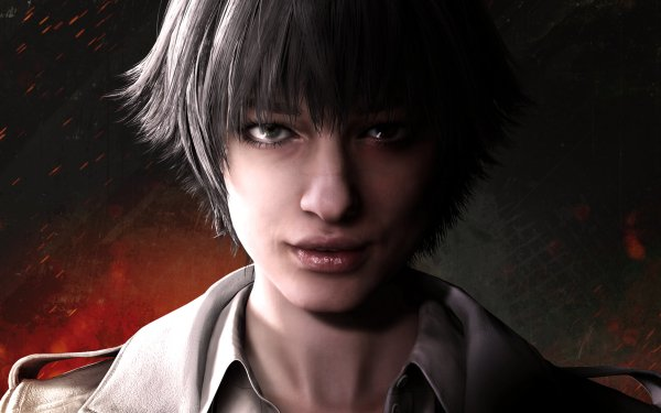 Video Game Devil May Cry 5 Devil May Cry Lady HD Wallpaper | Background Image