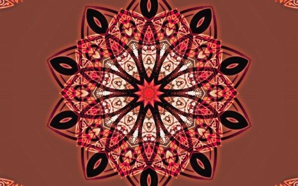 Abstract Pattern Mandala HD Wallpaper | Background Image
