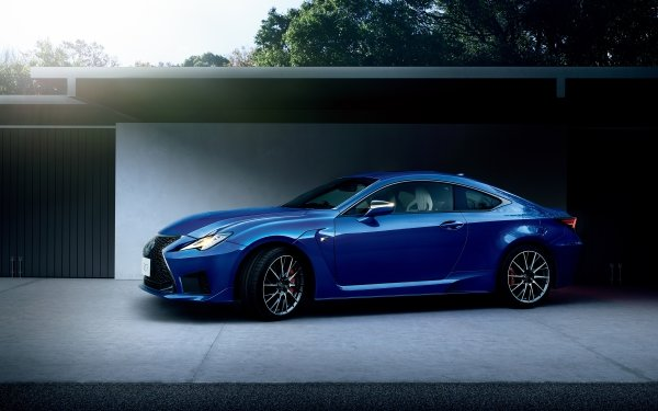 Véhicules Lexus RC  Lexus Voiture Blue Car Luxury Car Fond d'écran HD | Image