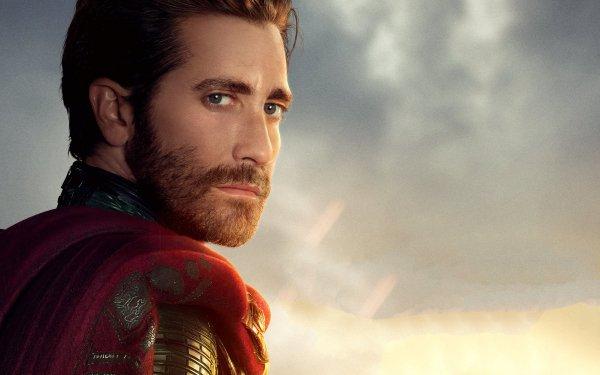 Movie Spider-Man: Far From Home Spider-Man Jake Gyllenhaal Mysterio HD Wallpaper   Background Image