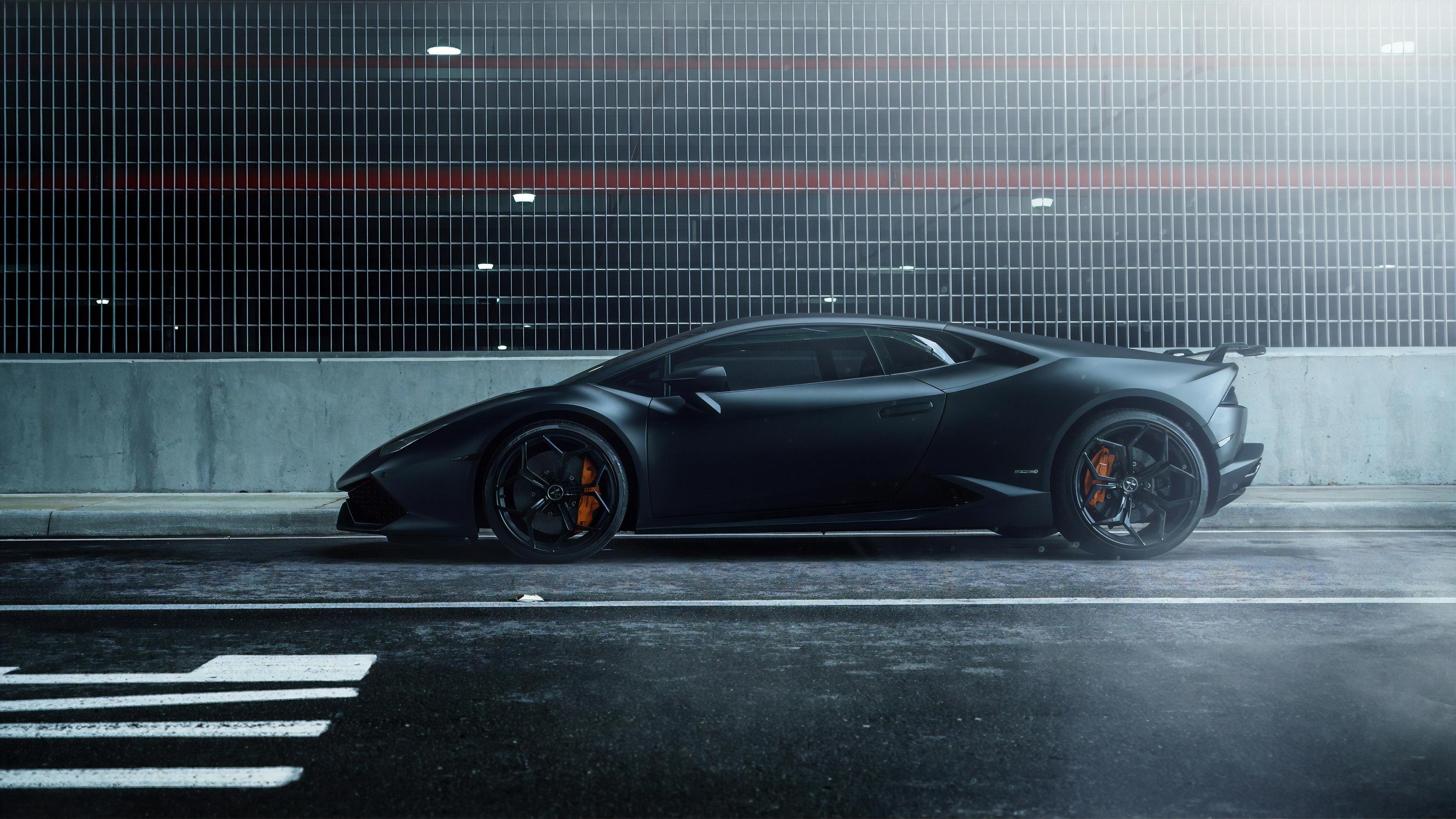 Lamborghini Huracan 4k Ultra Hd Wallpaper Background Image