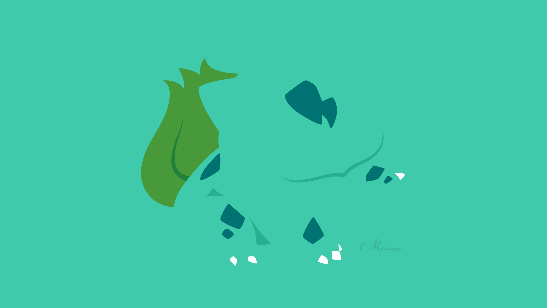 Bulbasaur From Pokemon Hd Wallpaper Background Image