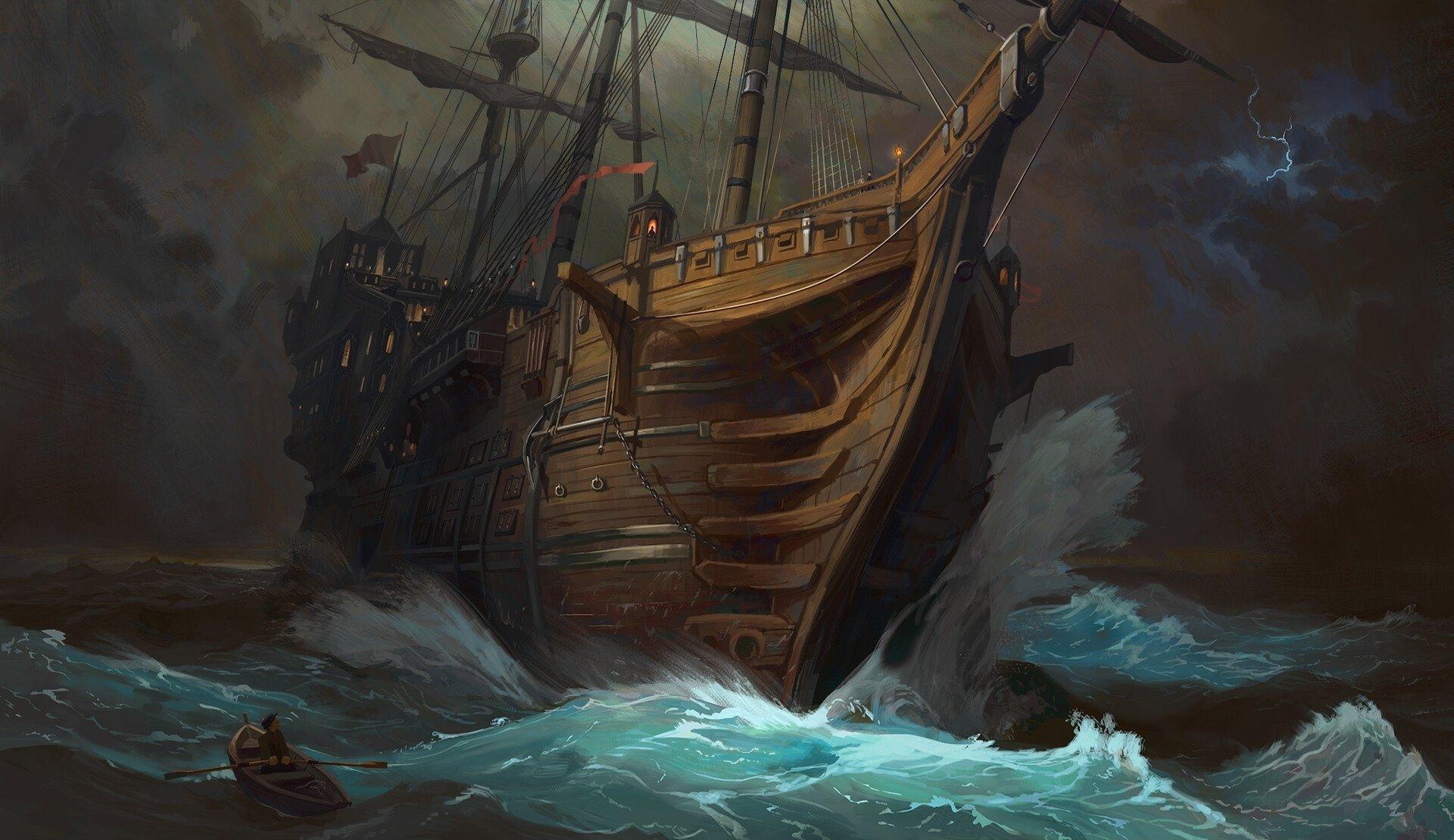 Navire Fond D Ecran Hd Arriere Plan 1920x1109 Id 1028738 Wallpaper Abyss