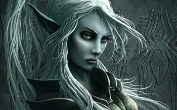 Fantasy - Elf Wallpapers and Backgrounds ID : 102002