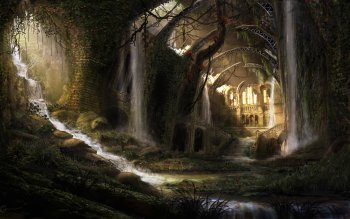 CGI - Fantasy Wallpapers and Backgrounds ID : 102020
