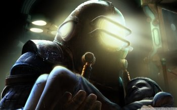 Video Game - Bioshock 2 Wallpapers and Backgrounds ID : 102522