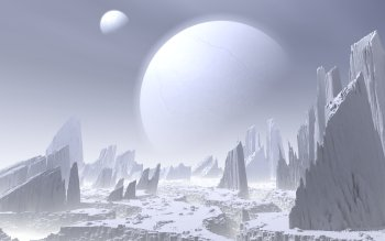 CGI - Sciencefiction Wallpapers and Backgrounds ID : 102670