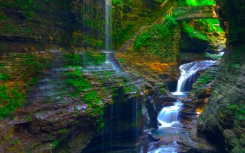Earth - Watkin Glens State Park Wallpapers and Backgrounds ID : 102692