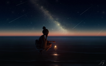 114 Shooting Star Hd Wallpapers Background Images Wallpaper Abyss