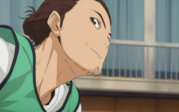Anime Haikyu!! Asahi Azumane HD Wallpaper   Background Image