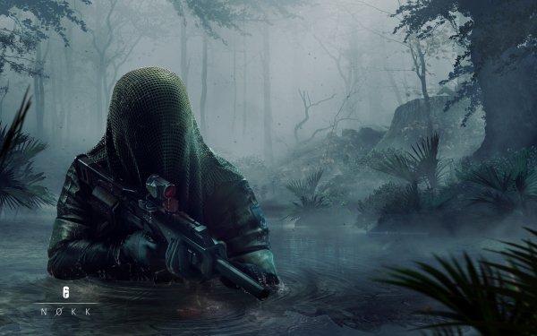 Video Game Tom Clancy's Rainbow Six: Siege Nokk HD Wallpaper | Background Image