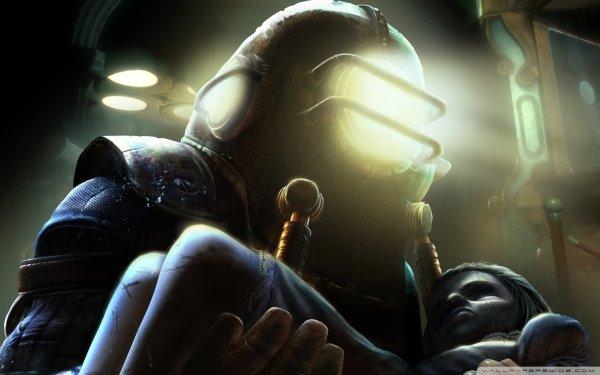 Video Game Bioshock 2 Bioshock HD Wallpaper | Background Image