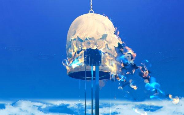 Anime Original Cage HD Wallpaper | Background Image