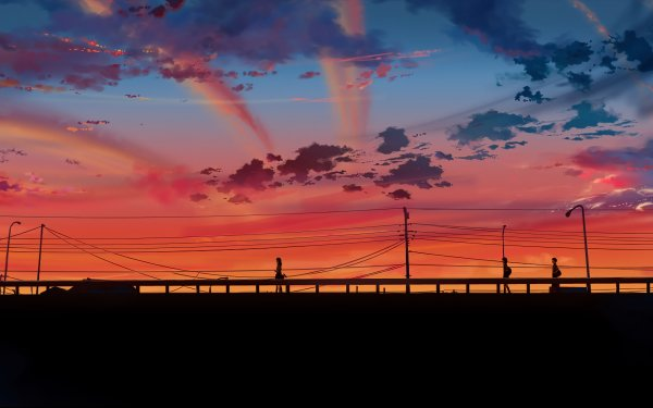 Anime 5 Centimeters Per Second HD Wallpaper | Background Image