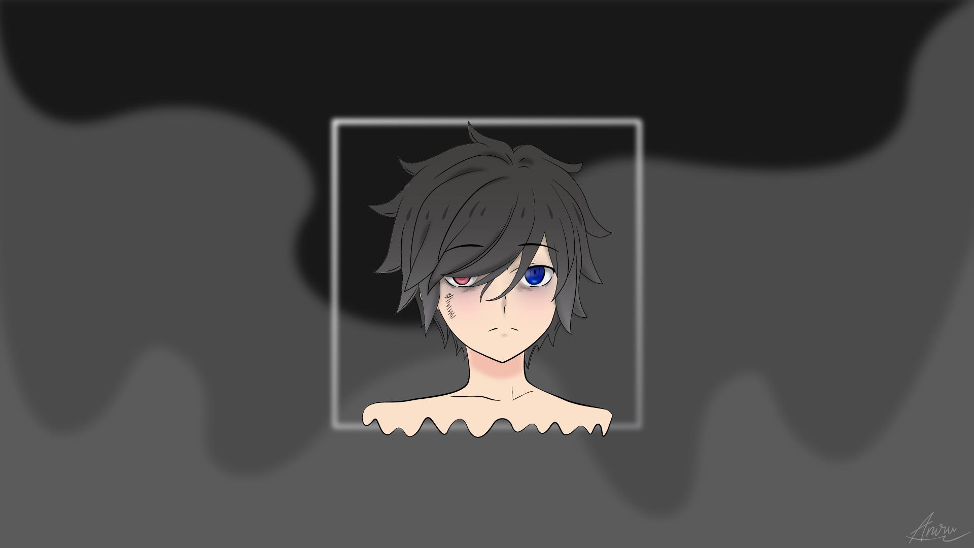 Anime Boy Hd Wallpaper Hintergrund 1920x1080 Id