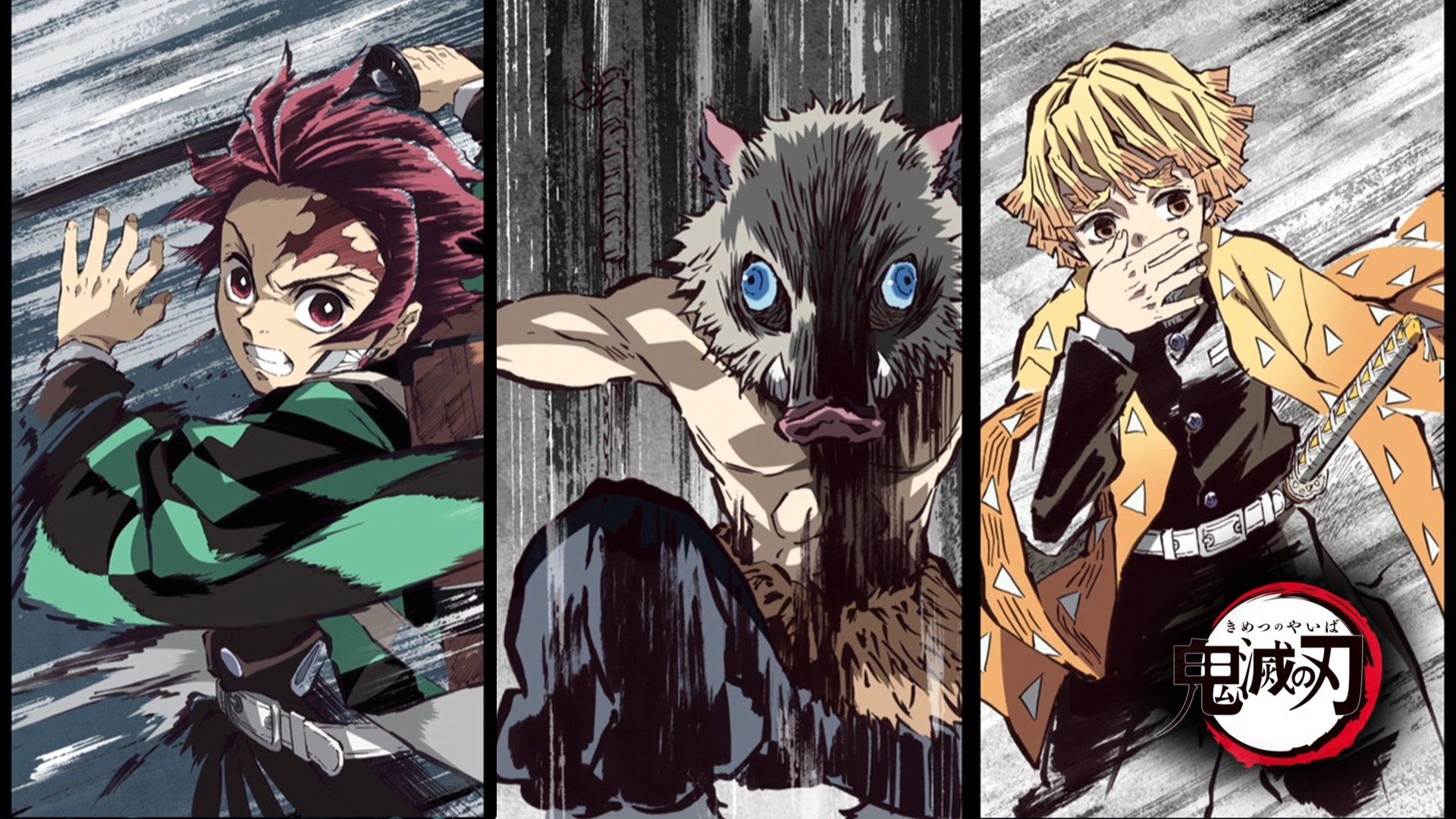 Demon Slayer: Kimetsu no Yaiba 4k Ultra HD Wallpaper | Background Image | 3840x2160 | ID:1039239 ...