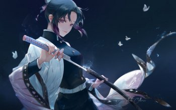 681 Demon Slayer Kimetsu No Yaiba Hd Wallpapers Background