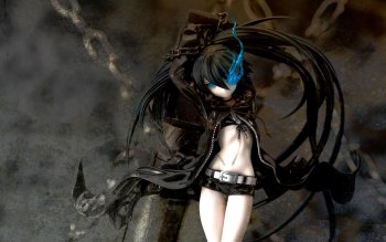 Anime - Black Rock Shooter Wallpapers and Backgrounds ID : 103322
