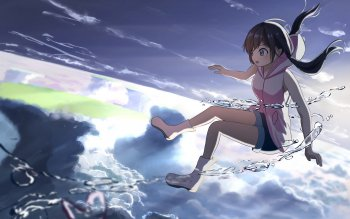 169 Weathering With You Hd Wallpapers Background Images Wallpaper Abyss