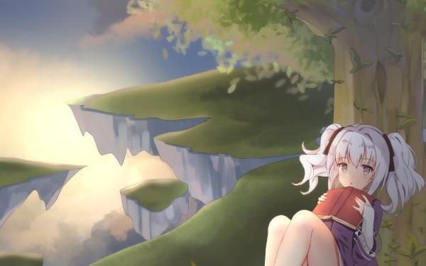 Anime Sukasuka Nephren Ruq Insania HD Wallpaper | Background Image