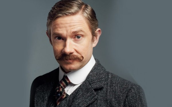 TV Show Sherlock Sherlock Holmes Martin Freeman HD Wallpaper | Background Image