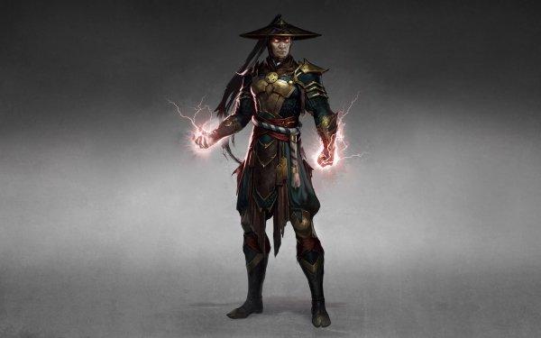 Video Game Mortal Kombat Warrior Raiden HD Wallpaper | Background Image