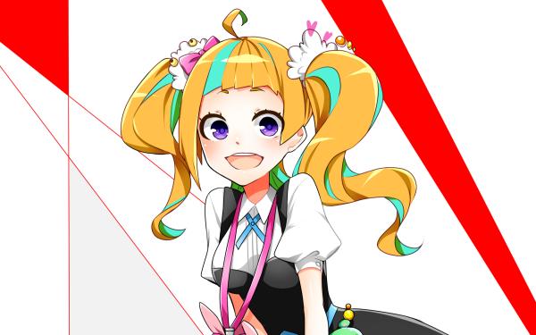 Anime Kiznaiver Niko Niiyama HD Wallpaper   Background Image