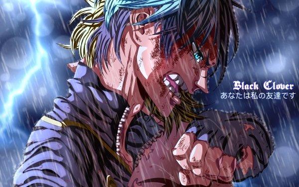 Anime Black Clover HD Wallpaper   Background Image